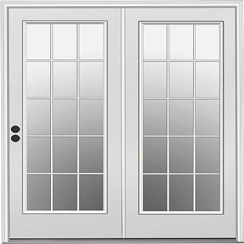 Home UPVC French Doors