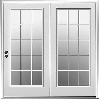 Home UPVC French Doors
